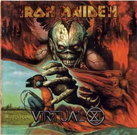 Iron Maiden-VIrtual XI-P
