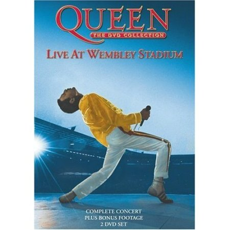 Queen-LiveAtwembley