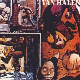 Van halen - 1981 - Fair warning